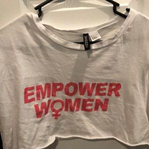 EMPOWER WOMEN H&M